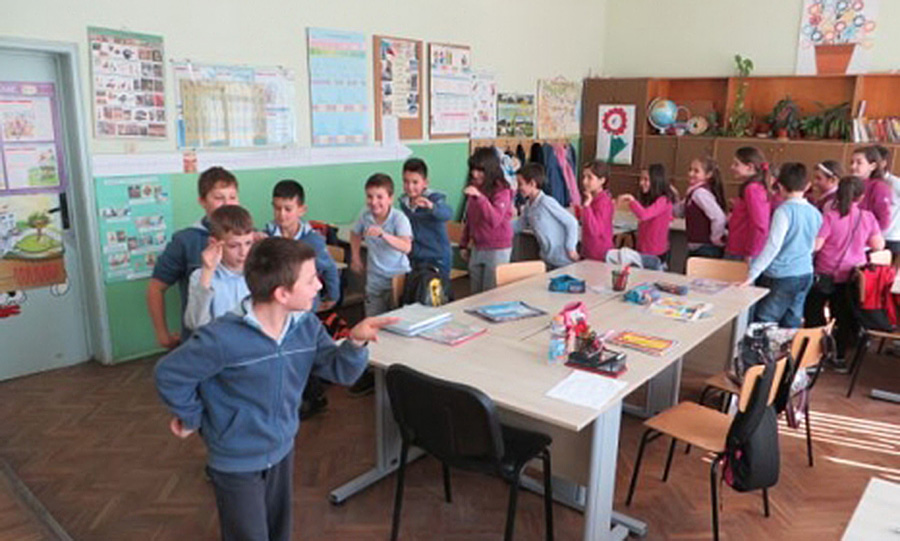 "Five-Year Project ""Innovative Schools"" started in 8 schools"