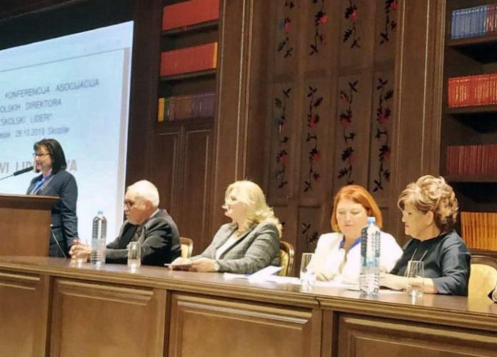 Пловдивски директори на международен форум в Скопие